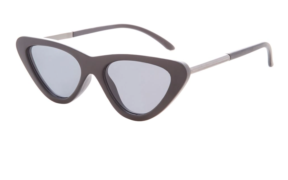 Topshop Polly 90s Cateye Sunglasses