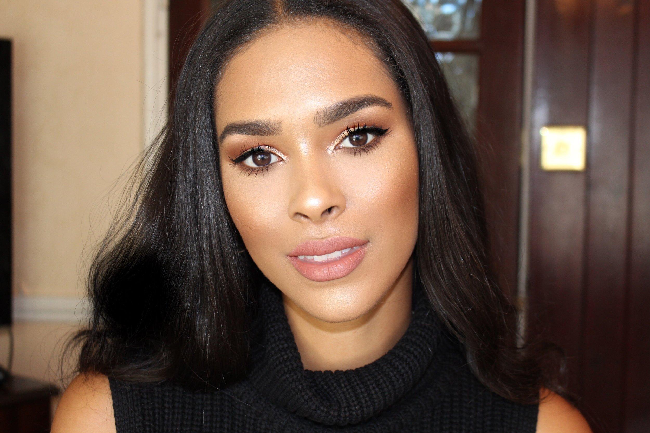 Bad Blogger | Glam Makeup