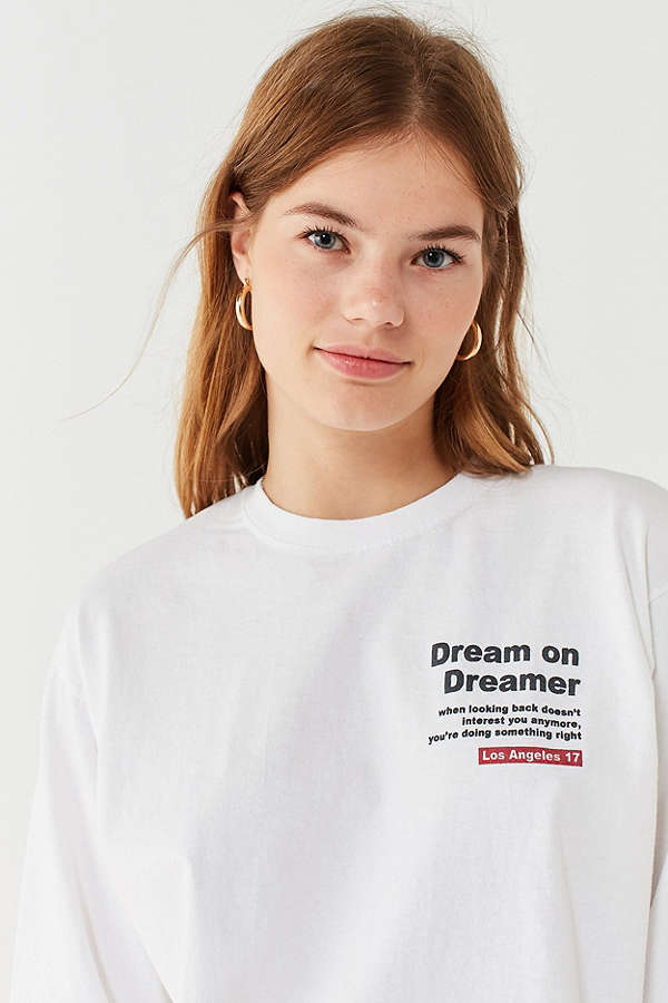 Dream On Dreamer Top