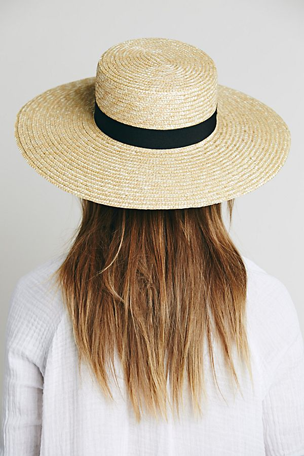 FREE PEOPLE BOATER