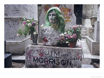BCSC 65.5 - The Krissy in the Stink City - Jim Morrisons Grave.jpg