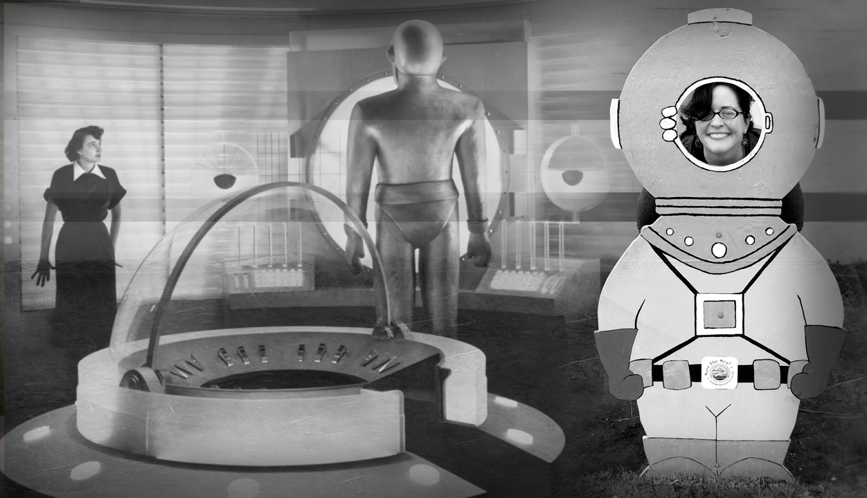 """#LetsMovieSelfie for """"The Day the Earth Stood Still"""""""