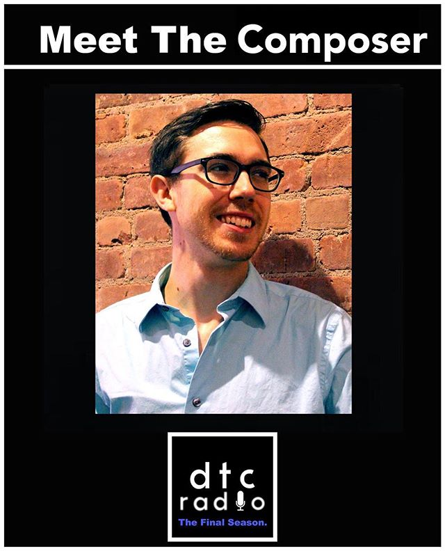 "#dtcradio #BehindTheAirwaves #MeetTheComposer  dtc radio returns with our penultimate, sixth episode of the season on April 24th. The play is ""Hell and High Water"" by Aysha Zackria, and it was directed by Sara Elizabeth Grant. Another key component of the production team was the play's composer and sound designer, Spencer Robelen. Spencer not only created the intricate sound design for ""Hell and High Water,"" he also lent some of his original compositions to the play. On top of that: he's the mastermind behind the ""dtc radio"" theme you know and love.  Let's learn a little more about Spencer... Spencer Robelen is a New York-based composer, violinist, and playwright. His compositions include chamber, orchestral, and choral music, as well as film scores, musical theatre works, and incidental music for plays and ballets. Whether he's writing a bittersweet ballad or a fugue of fart sounds, Spencer covers a large spectrum of emotions with his work.  Spencer holds a B.A. in Music Theory and Composition from the University of Miami's Frost School of Music, where he studied under the tutelage of composer Dorothy Hindman and served as president of the Society of Composers, Inc. He later received his M.F.A. in Musical Theatre Writing from New York University's Tisch School of the Arts, where he worked with numerous industry professionals, including Tony-winners William Finn and Rebecca Taichman.  As a playwright, Spencer has received several honors for his short plays and audio dramas. His one-act play, ""The Wheels Go Round and Round,"" is published by YouthPLAYS and has been performed in Canada and South Africa in addition to the U.S.  Spencer is also a noted SpongeBob SquarePants scholar, but this accolade has failed to garner him any prestigious awards.  Be sure to check out Spencer Robelen's work when you subscribe to ""dtc radio"" on iTunes, and don't miss ""Hell and High Water"" by Aysha Zackria, directed by Sara Elizabeth Grant on Wednesday, April 24th! We'll be back throughout the month with more Behind the Airwaves content so you can meet more of the creative team bringing this radio play to life!"