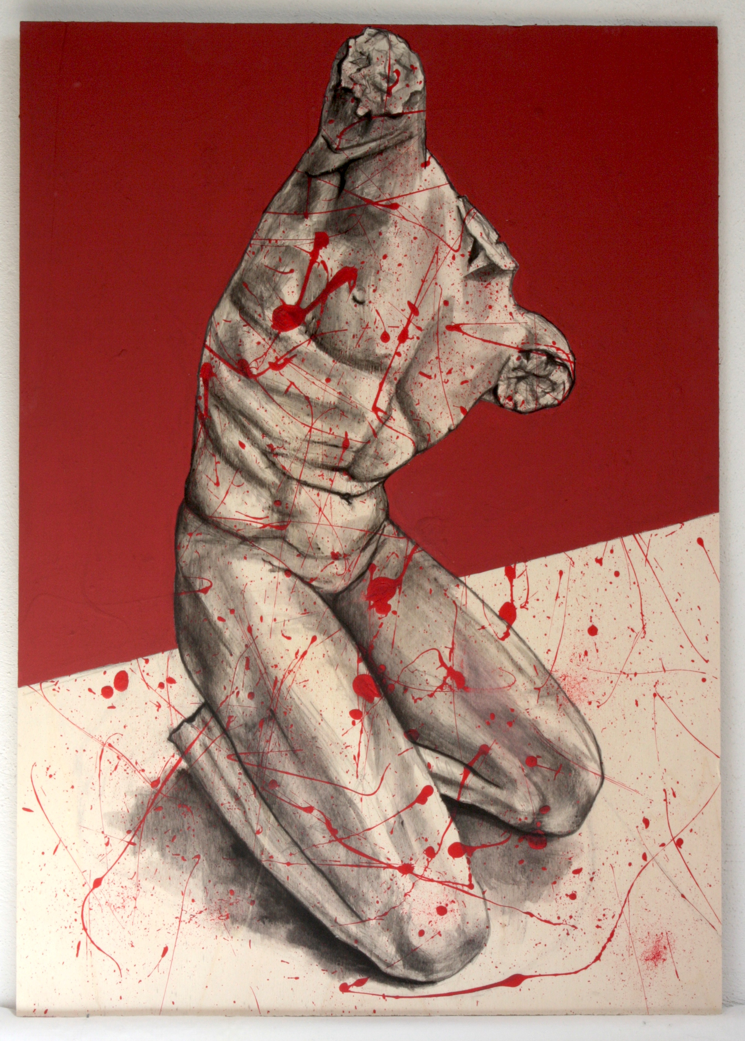Pollock'd, Missing Limbs