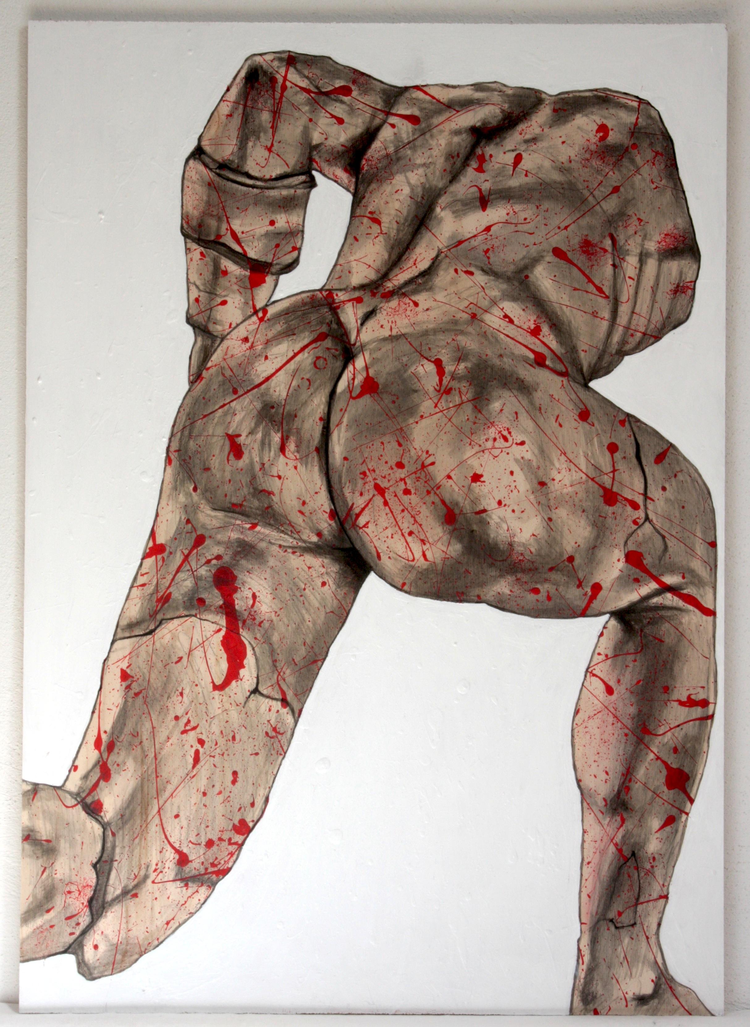 Pollock'd While Running Away