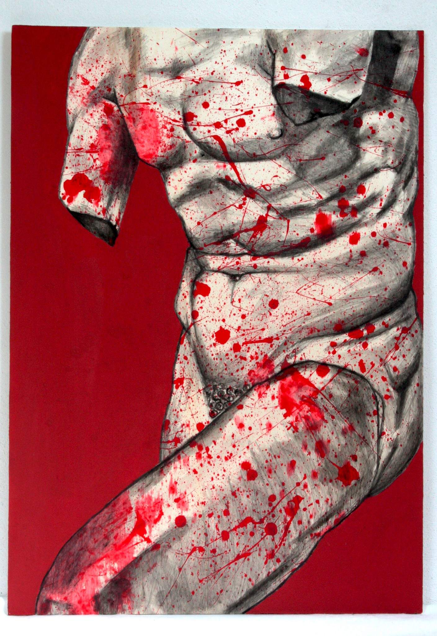 Pollock'd Falling Back