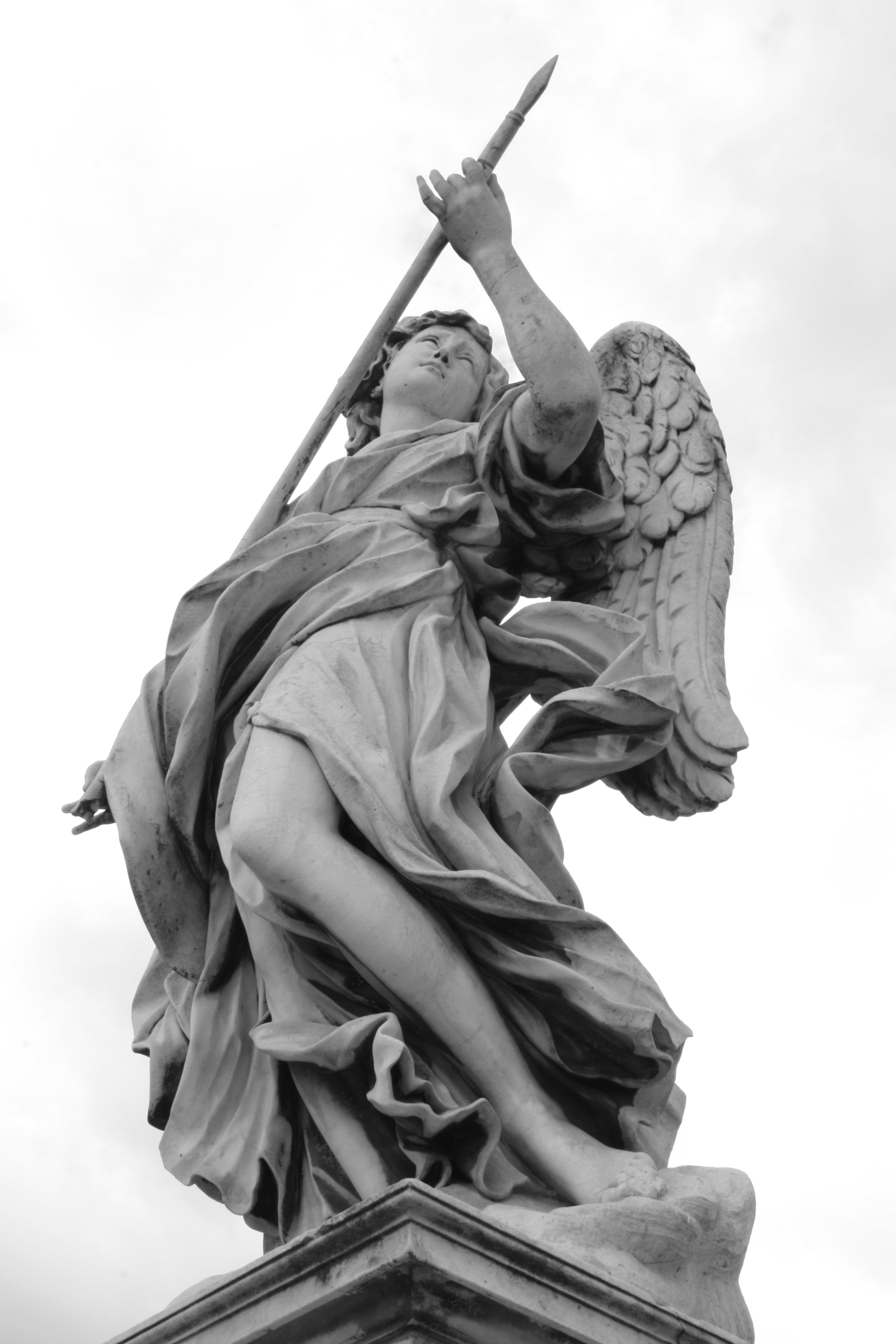 Angel with the Lance
