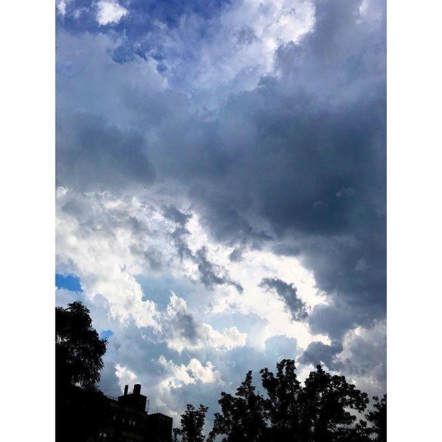 Raise your hand if you love a good summer rainstorm 🙋♀️