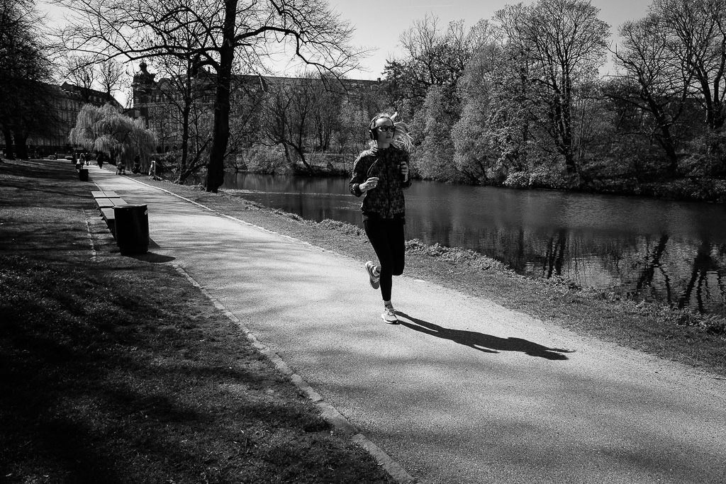 Copenhagen Street Jogger