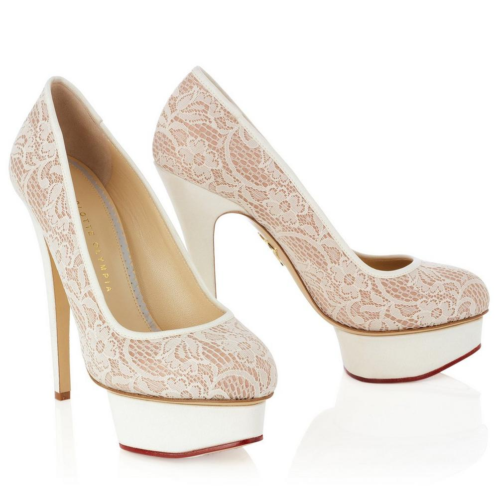 Charlotte Olympia - Polly $890