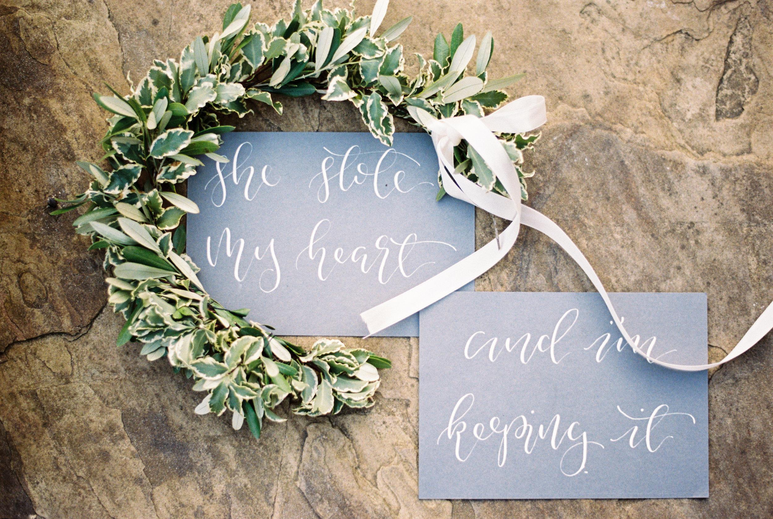 Wickham House Wedding Inspiration - Wedding Styling Charlotte Munro - Kate Nielen