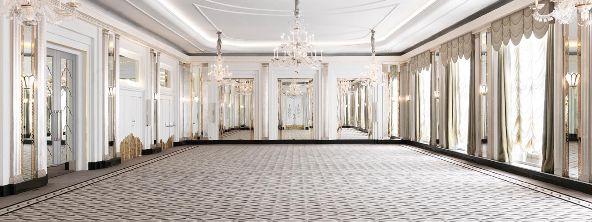 Claridges ballroom - Charlotte Munro Luxury Weddings