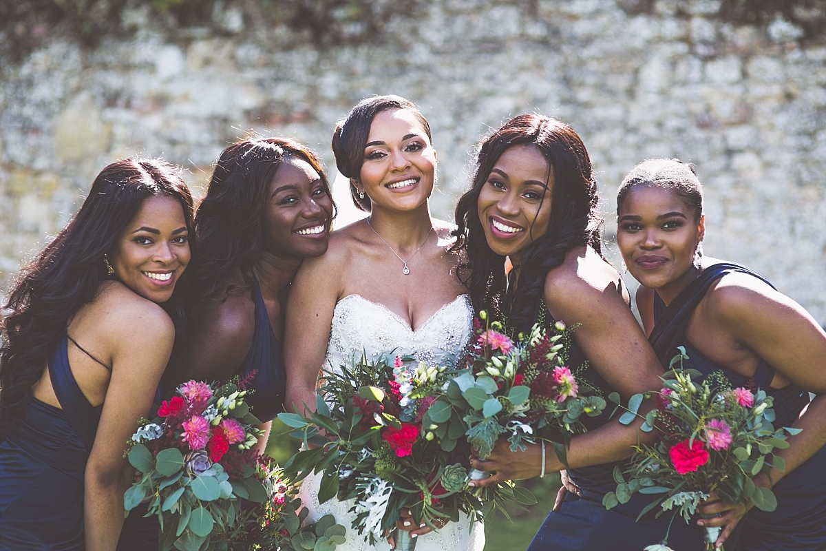 We greatly appreciated Charlotte's organisational help, issues that crept up on the day were dealt with immediately and she ensured that our day ran as smoothly as possible. - Naomi & Sakhilemarried at Notley Abbey