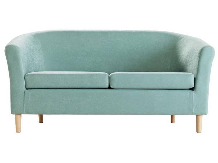 Duck Egg 2 Seater Sofa - 2 Available