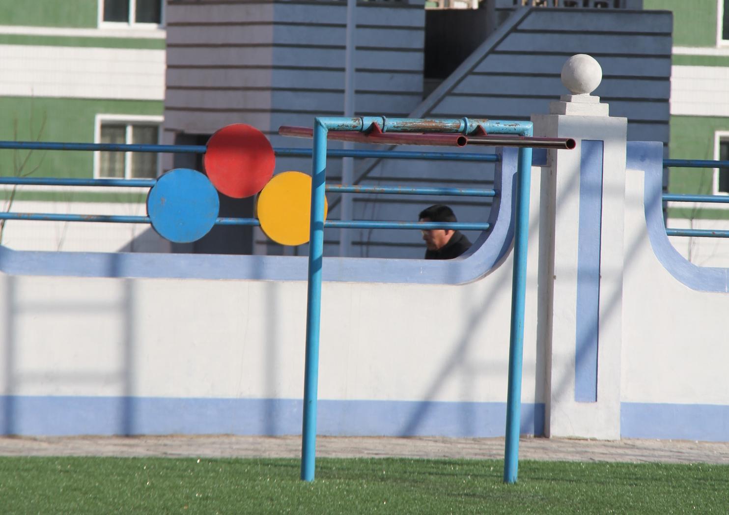 The terrifying swing game thing.                              Photo by Chua Guan Cheong