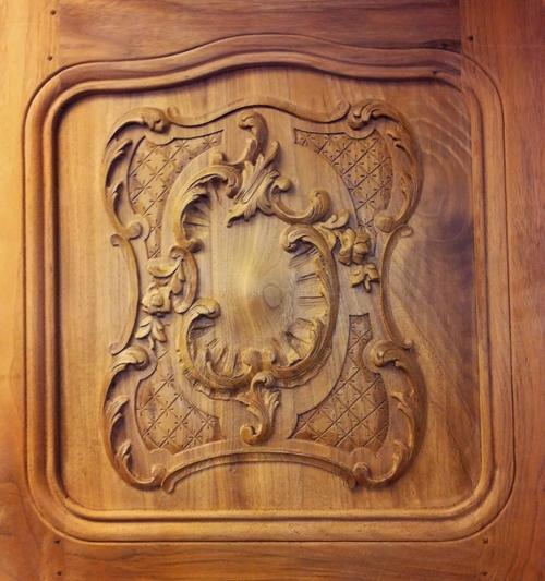 Carved Cabinet Doors
