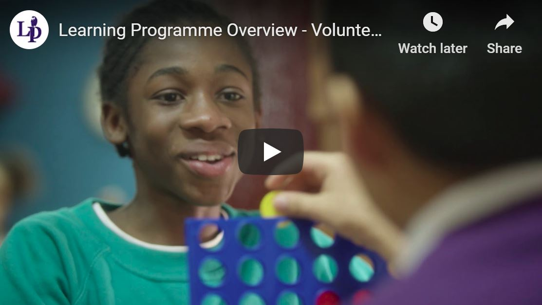 Learning Programme Overview - Volunteer Crewmate Taster Video (part 1)