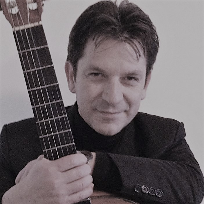 Chico Zarate, Band Leader, lead guitar, lead & backing vocals