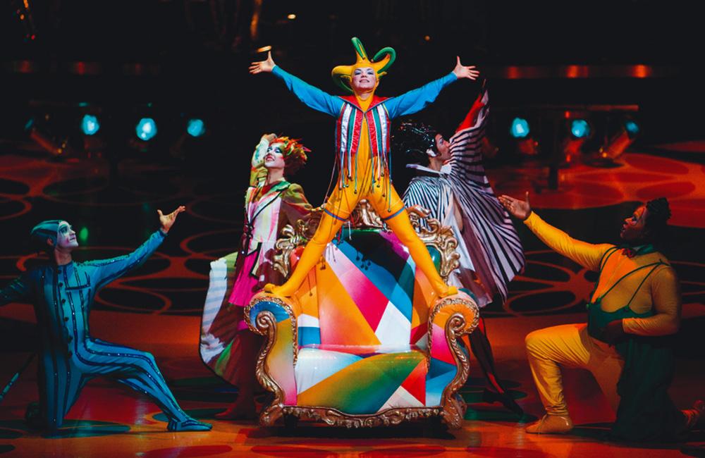 cirque -