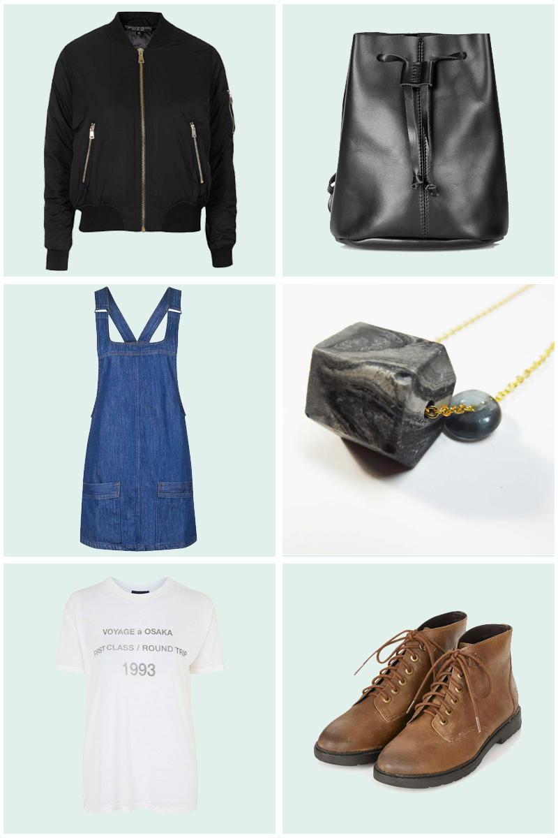 Wearing Concrete: Casual texture for everyday
