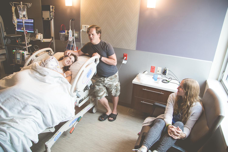 Fresno Hospital Birth photo