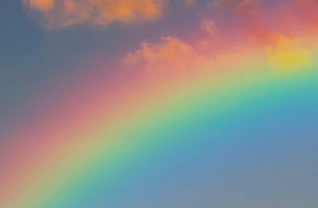 Ibiza just 100% magic 🌈 i was ready and not ready for all these levels and amazingness. Wow. Greatfull ⛲️🦋💙 • • • #rainbow #world #travel #explore #ibiza #ibiza #ibizabeach #formentera #rainbows #arcoiris #ibizaisland #ibizastyle