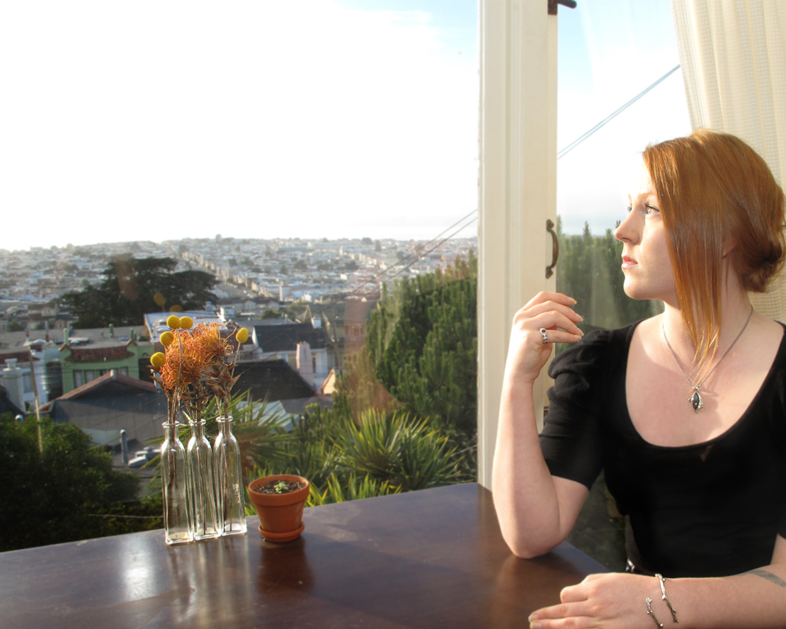 Model: Hilda Salokorpi  Photo: Nikki Nolan (thenikkinolan.com)