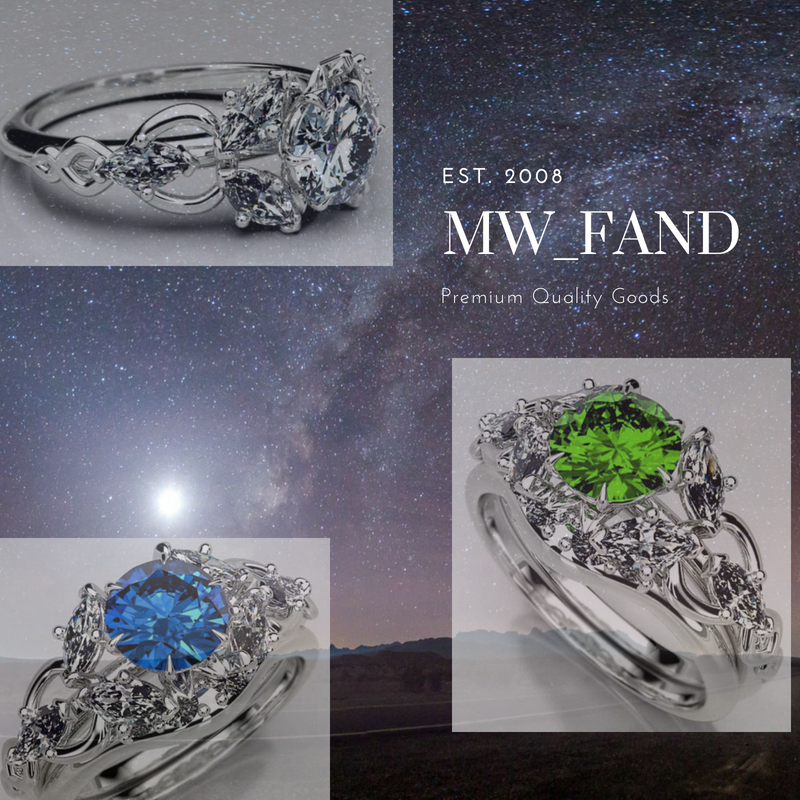 Lord Of The Rings Arwen Engagement Ring Collection.png