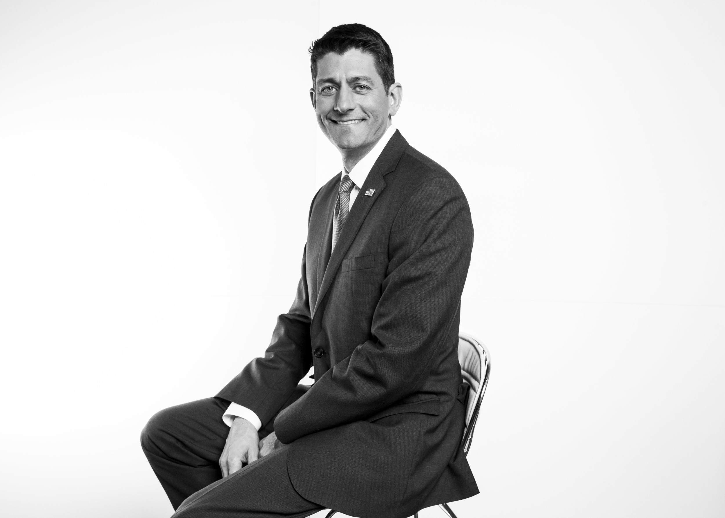 Paul Ryan, Speaker of the House of Represenatives
