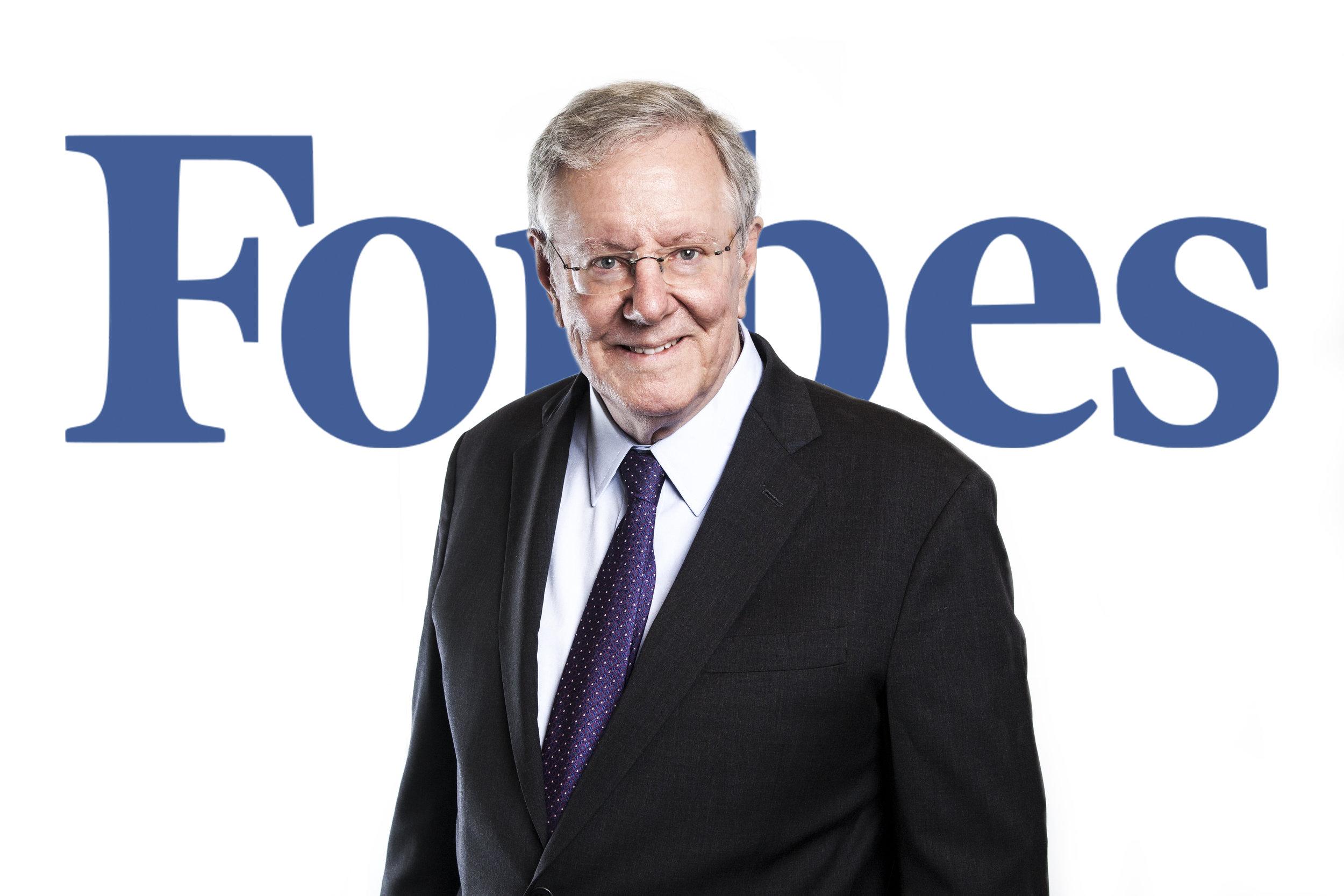 Steve Forbes, Forbes Magazine