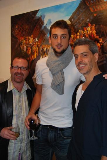 2009-Justin Bua, Brian Liss & Marco Belinelli