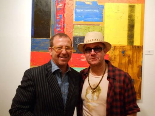 2010-Bernie Taupin & Brian Liss LA