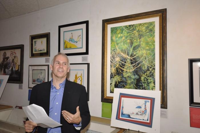 Dr. Seuss - Curator Bill Dreyer