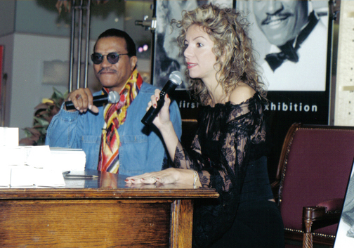 2001-Billy Dee Williams & Carla Collins