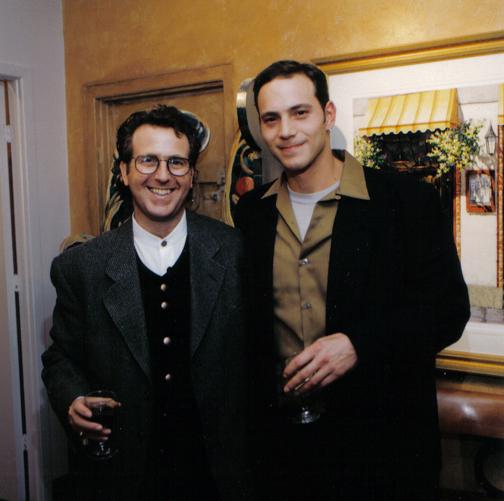 1996-Jason Alexander & Brian Liss