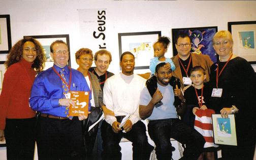 2001-Dr. Seuss Show