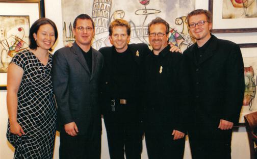 2002-Eric Waugh Show