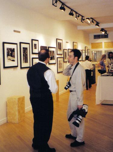 2000-Harry Benson Exhibition