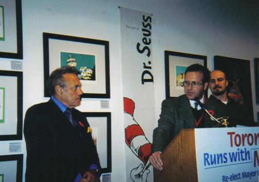 2001-Mayor Mel Lastman & Brian Liss