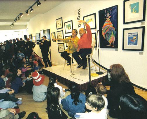 2001-Dr. Seuss Show with Sharon & Bram