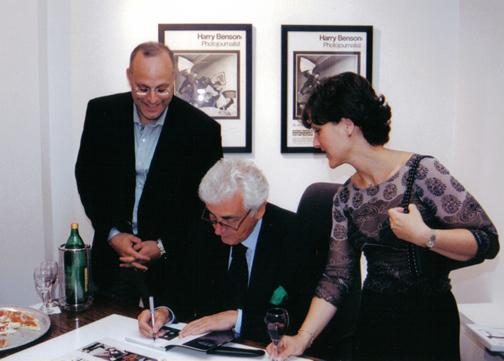 2000-Harry Benson, Sheldon Waters & Ellen Waters