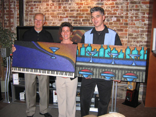 2005-Jay Russell, Fred & Valerie Turner