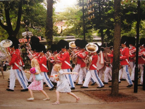 Tivoli Gardens Marching Band, 2006
