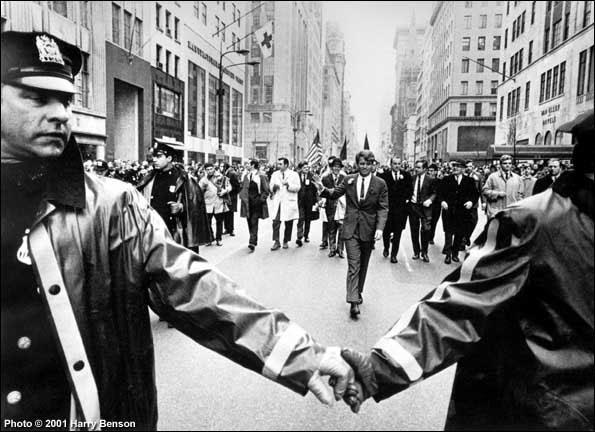 Robert Kennedy, St. Patirck's Day Parade, 1968