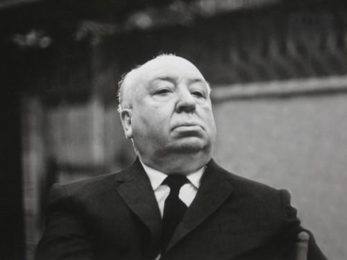 Alfred Hitchcock, L.A., 1969