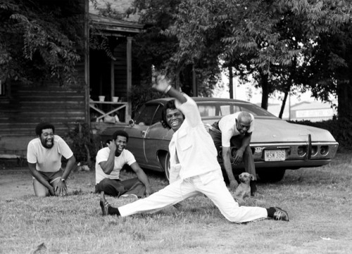 James Brown, 1979