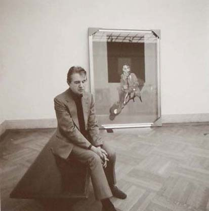 Francis Bacon, 1986