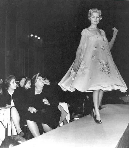 Glasgow Fashion Show, 1957