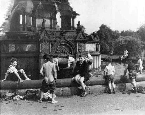 Glasgow Heatwave, 1956