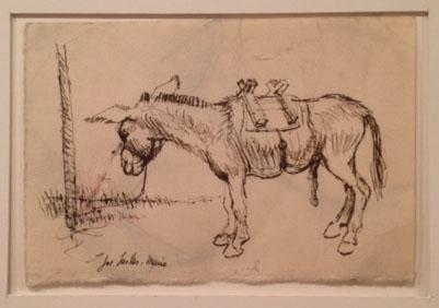"""Donkey 8.5"""" x 6"""""""